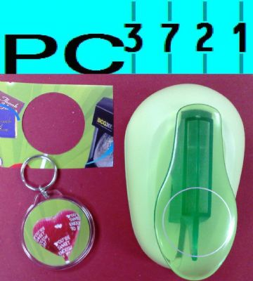 1 Round Photo Cutter / Lever Craft Paper Punch 45 mm Diameter 96506PP